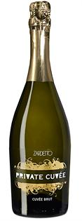 Zardetto Brut Private Cuvee 750ml - Case of 12